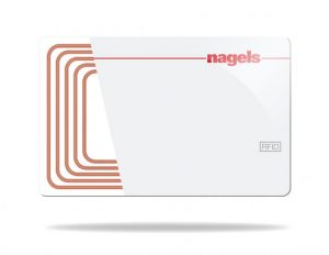 pvc rfid cards by nagels