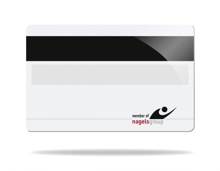 magnetic stripe plastic cards